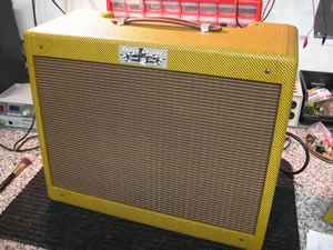 Tweed Deluxe 5E3 Amplifier - Studio Series