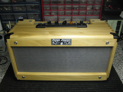 Tweed Deluxe 5E3 Head