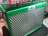 Kustom Tweed Deluxe Candy Green