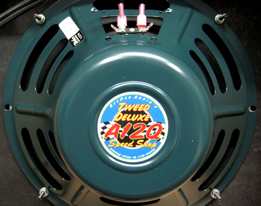 Speed Shop Custom A12Q Alnico Speaker